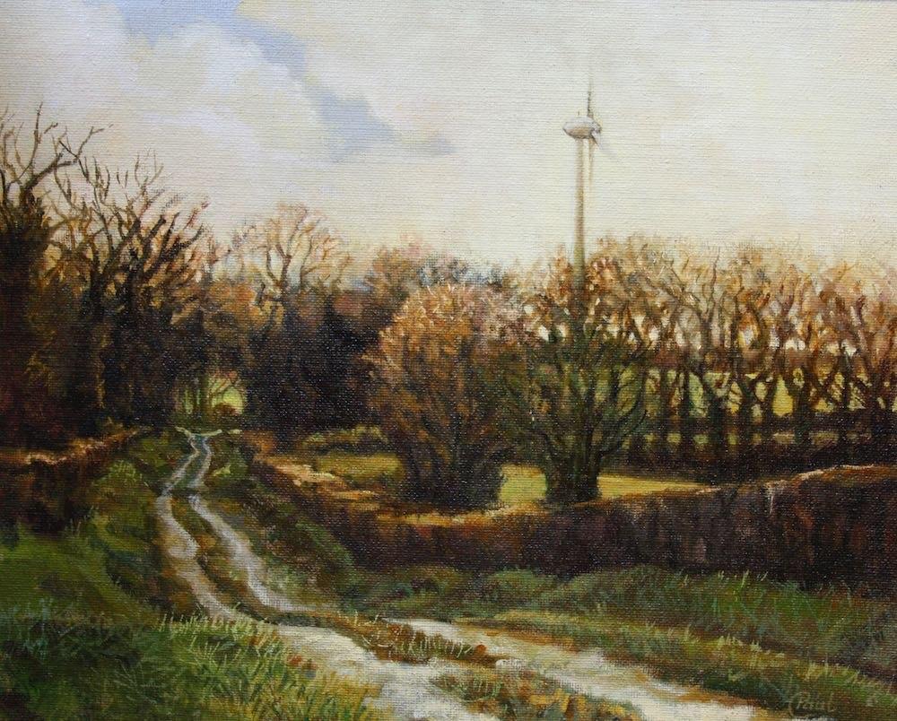 Country Lane , Man O War