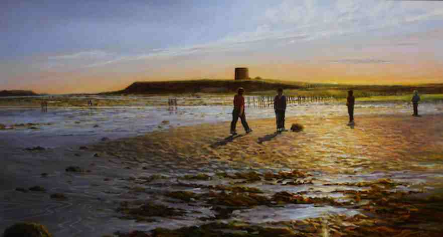 Shenick-Island-Skerries-by-artist-paul-d'arcy