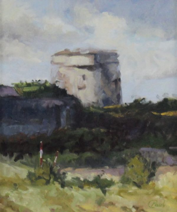 martello-tower-skerries-artist-Paul_DArcy (2)
