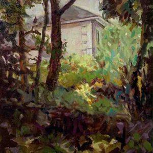Blackhall-House-Balbriggan-oil-on-canvas